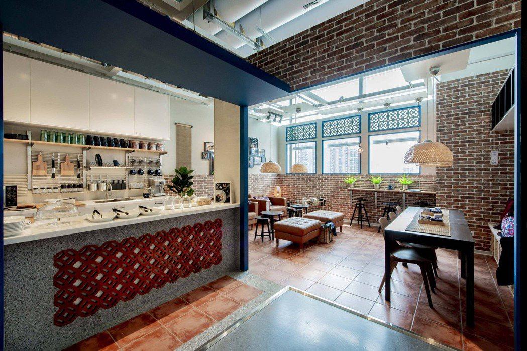 客家風情為桃園城市魅力特色之一,IKEA特別打造全台唯一客家咖啡廳的商用展示間,...