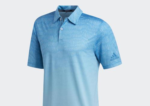 台灣夏季高溫濕熱,高爾夫球裝以吸濕排汗為佳。 圖/adidas Golf提供