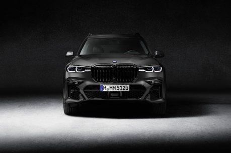 暗黑更氣勢、更非凡! BMW X7 Dark Shadow Edition全球500台限量登場!