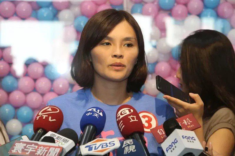 國民黨高雄市長補選參選人李眉蓁的碩士論文傳抄襲。本報資料照片