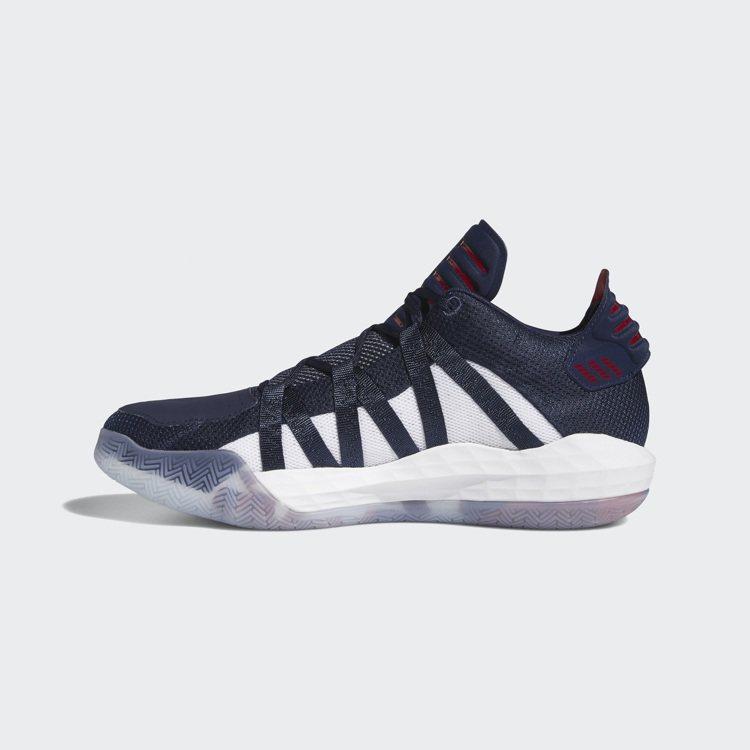 adidas Dame 6 USA籃球鞋3,690元。圖/adidas提供