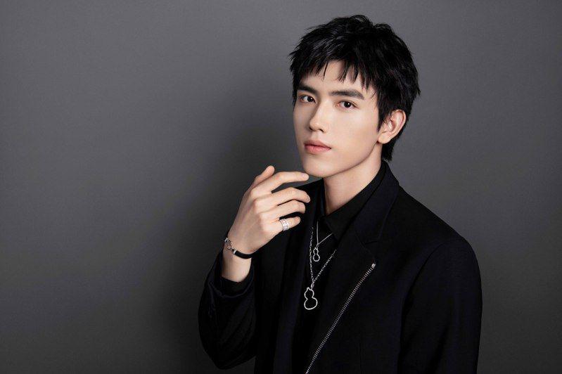 東方珠寶品牌Qeelin宣佈新一代中國男星陳飛宇為千禧大使。圖 / Qeelin提供。