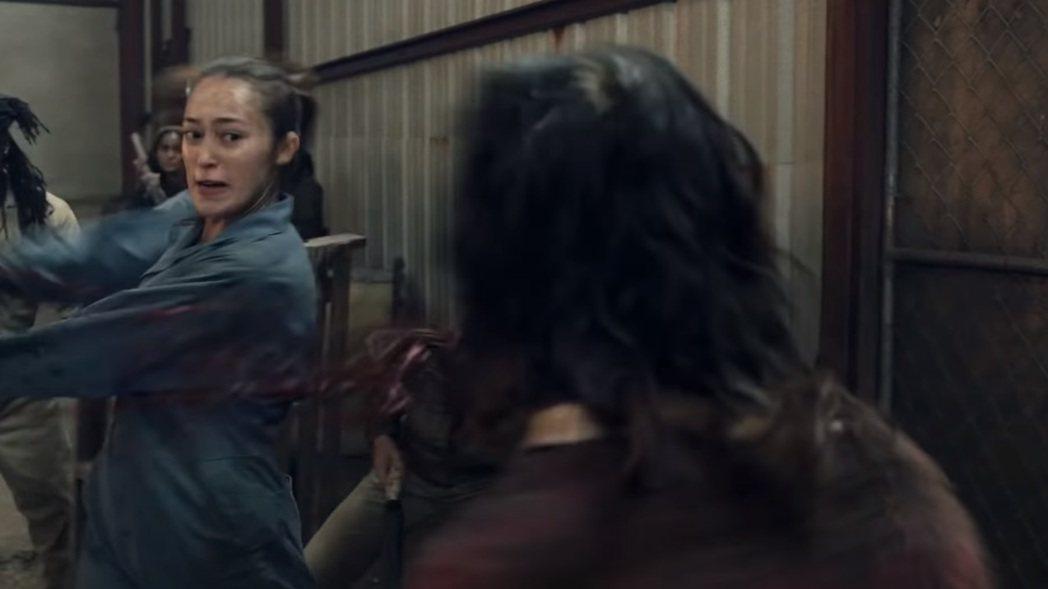 「驚嚇陰屍路」最新一季改到今年秋季播映。圖/摘自YouTube