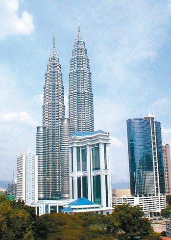 馬來西亞首都吉隆坡的房市前景看俏。(本報系資料庫)