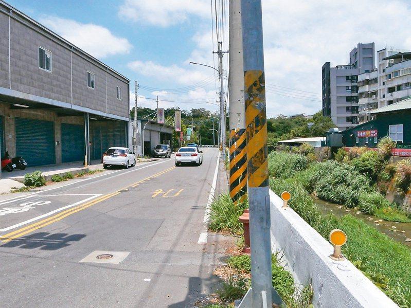 寶山鄉將成竹科2期重要基地,公所與竹縣府先行透過都市計畫、道路拓寬,為未來交通需求做準備。 圖/新竹縣府提供