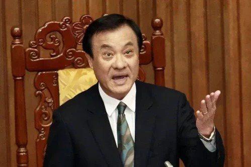 總統府秘書長蘇嘉全。圖/聯合報系資料照