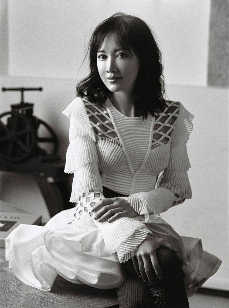 珠寶設計師胡茵菲。