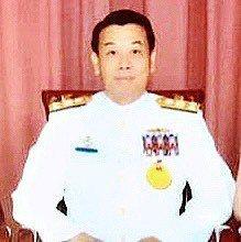 前海軍參謀長李晧。圖/取自李晧臉書