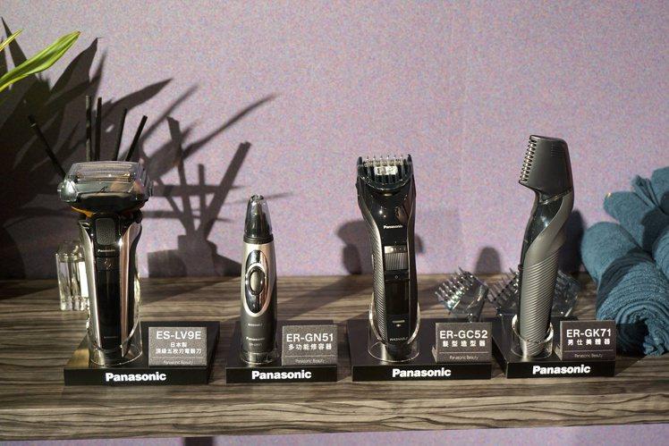除了頂級五枚刃電鬍刀新品,Panasonic Beauty全新在台引進美體器、髮...