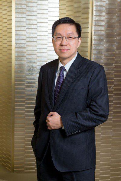 中國人壽資深副總經理蘇錦隆 中國人壽/提供