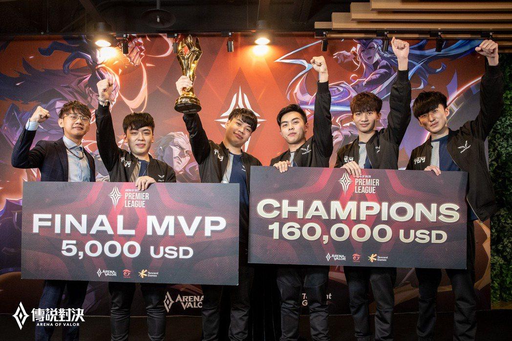 FW與泰國強隊BRU的冠軍之戰,打滿七局最終奪下冠軍,抱回16萬美金的獎金