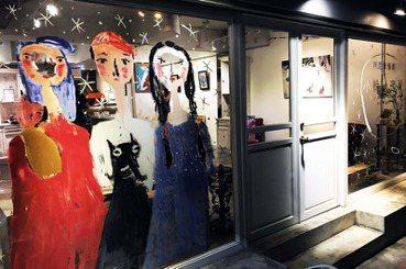繪畫是邁向自由的過程 ——阿尼默「小輓與夜晚」展覽側記