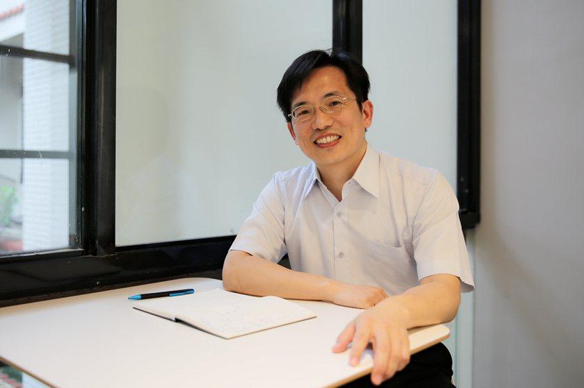 全景軟體總經理楊文和表示,持續發展自有品牌與自有研發能量。 曹佳榮/攝影