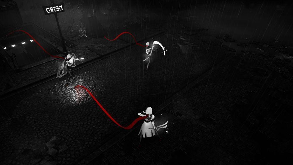 發光的武器、飄逸的紅領巾,靜待戰鬥的到來