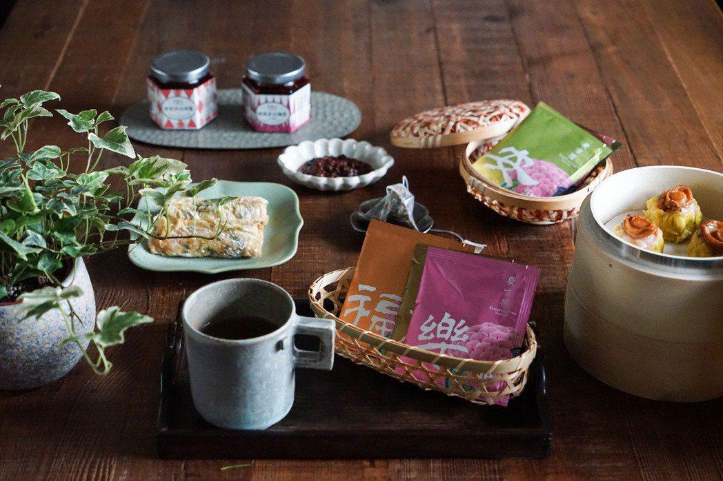 美食加選物平台推出生活提案,首檔「一盅兩件」充滿濃濃港式經典風情。 圖/Tast...