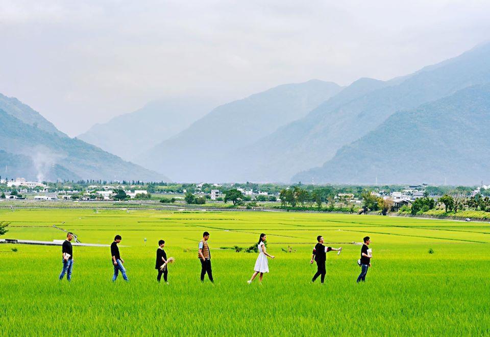 David Lo期許人們可以參與台灣這塊土地甚至地球環境的未來。圖/好事交易所提...