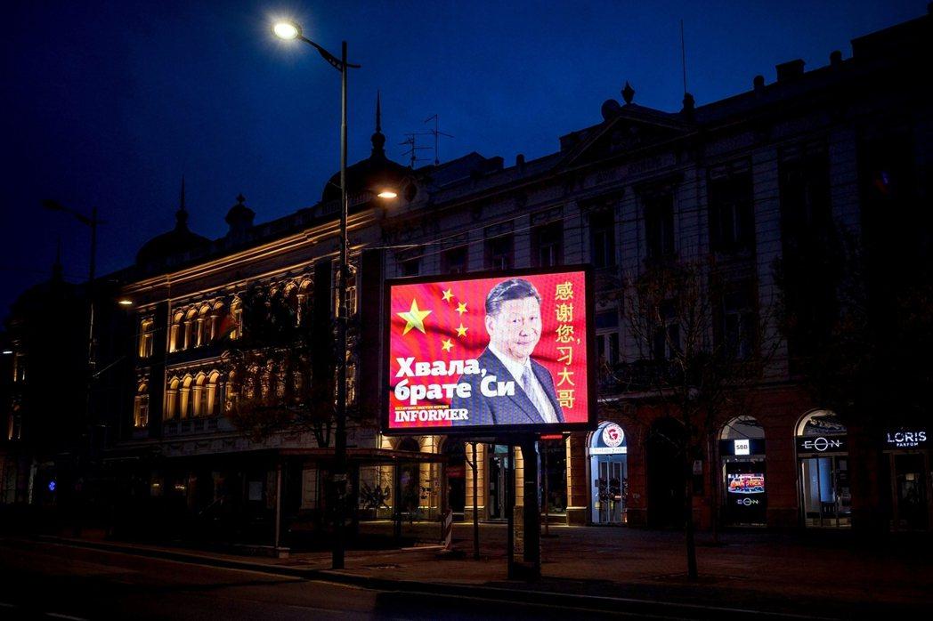 中國以疫謀霸:中國把持了防疫物資的供應鏈,災情慘重的歐盟各國必須忍受後者趁疫謀霸...