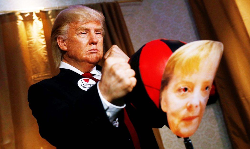 疫情危機突顯歐盟與中國抗衡的需要、加速德國對中態度的可能轉變,但美國並沒有利用此...