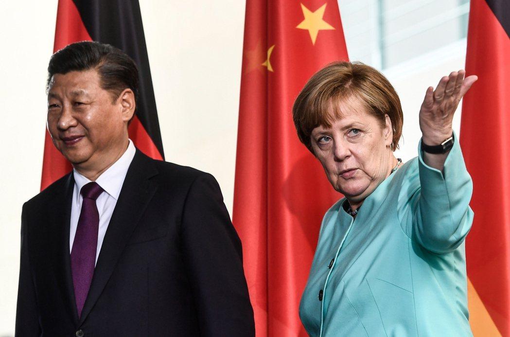 川普針對疫情問題追究中國、乃至退出世衛,儘管柏林方面也對中國不滿,但其對華府舉動...
