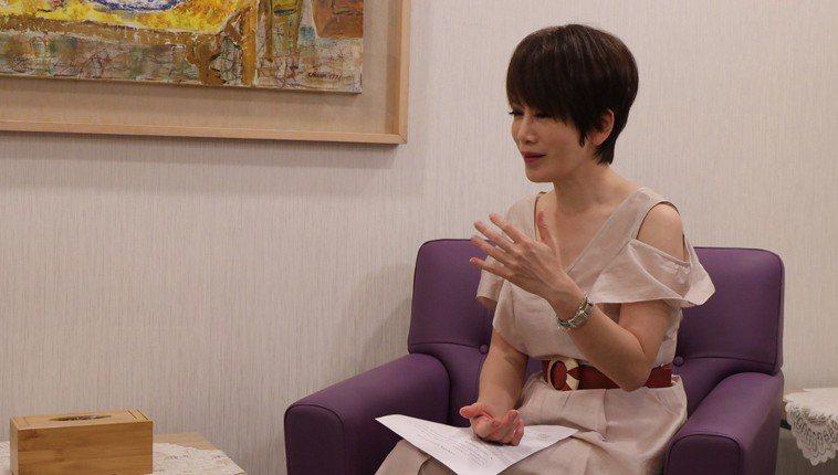 陳雅琳在工作上表現拼命。圖/壹電視提供