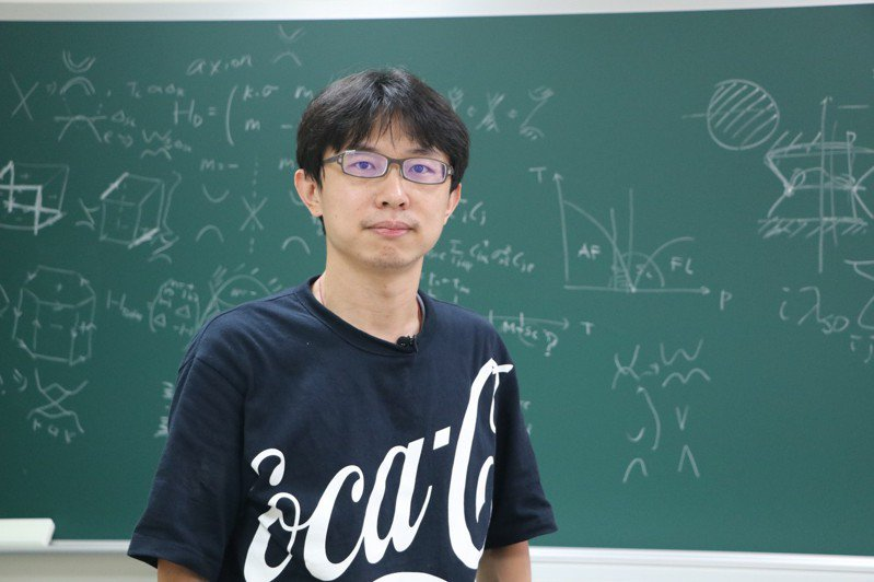 成大物理系副教授張泰榮。圖/成大提供