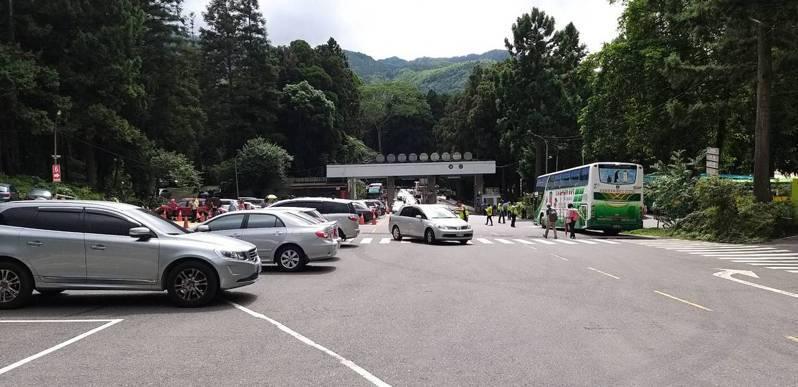 台大實驗林公告溪頭自然教育園區停車費將自8月1日起調漲。記者黑中亮/攝影