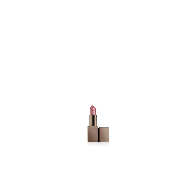 即日起至7月31日任選一件唇彩商品即可獲得摩登精華唇膏#少女裸粉。圖/LAURA...