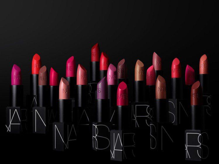 消費者即日起到7月29日至NARS專櫃購買2支「NARS絕對經典唇膏」即贈送絕對...