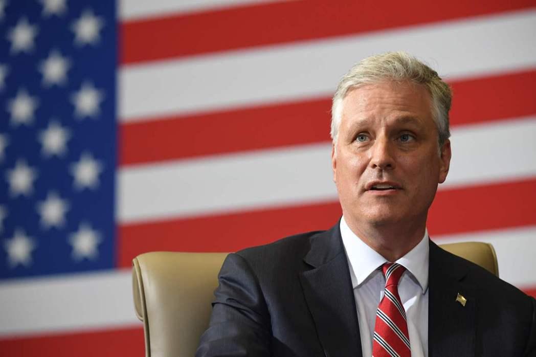 白宮國家安全顧問歐布萊恩確診新冠肺炎。(法新社)