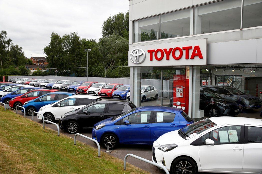 日本豐田汽車省成本,要求供應商調降特定零件的價格。(路透)