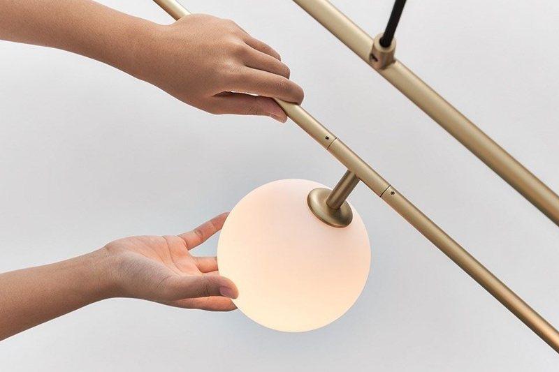燈泡不只要美,省電功能也很重要! 圖片提供/設計家Searchome