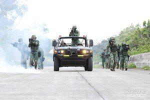 面對共軍「現代版閃電戰」,國軍如何精進特戰部隊作戰想定?