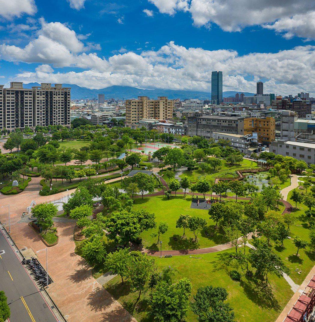 「新莊大都心」房市發展潛力雄厚。圖/冠德建設提供