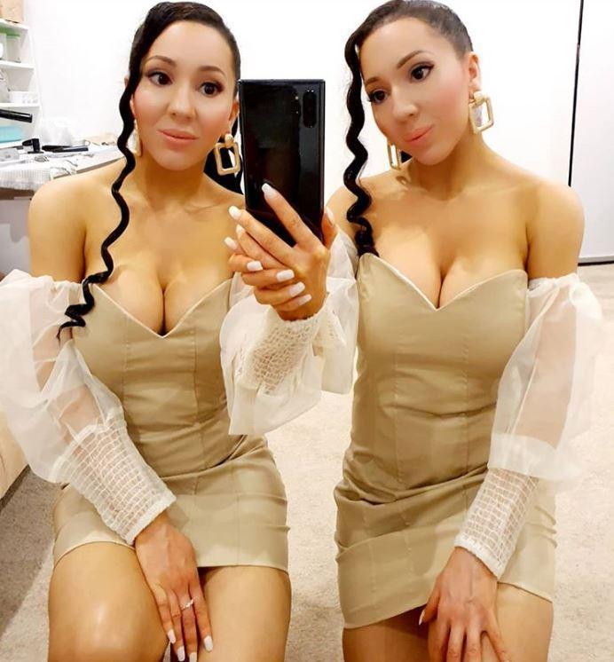 澳洲的雙胞胎姊妹花感情超好,會一起洗澡、吃飯,還交同一個男友。圖/翻攝自ig annalucydecinque