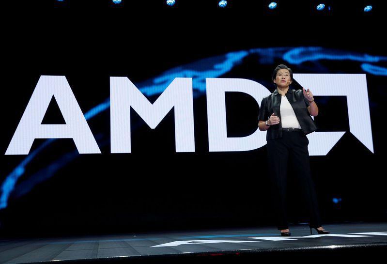 英特爾7奈米處理器進度延遲,市場預期超微(AMD)擴大市占。路透