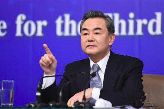 中共外交部部長王毅。新華社