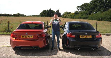影/買BMW M2一定要升級Competition?價差50萬呀!