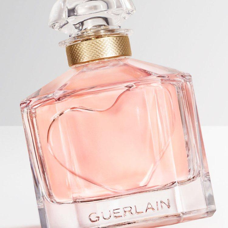嬌蘭推出七夕香水瓶刻字服務。圖/嬌蘭提供