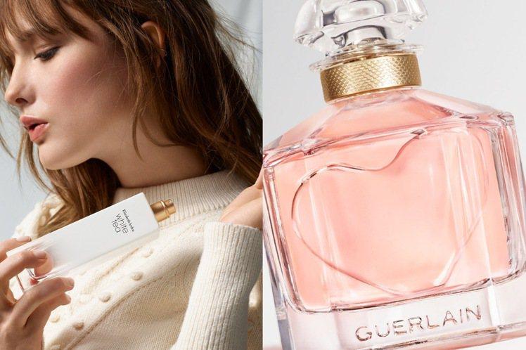 帶來幸福感的香水。圖/品牌提供