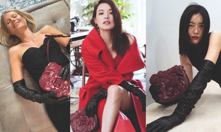VALENTINO推出名為#ValentinoEmpathy的秋冬廣告企劃。圖/...