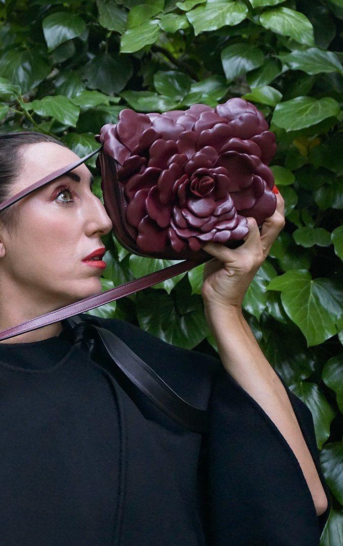西班牙女演員Rossy de Palma。圖/VALENTINO提供