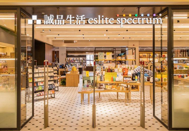 誠品生活引進多樣台灣飾品、香氛、保養品品牌首次進駐新竹。圖/誠品提供