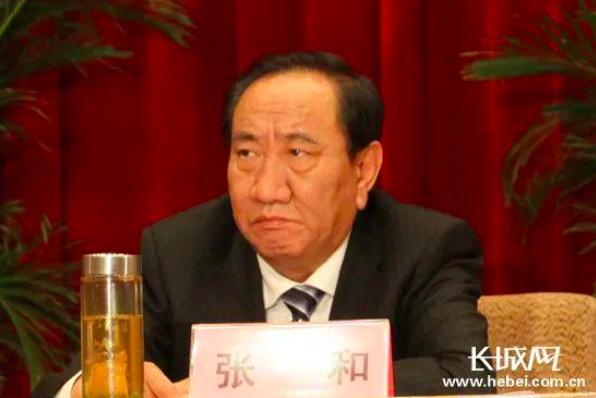 七十歲的前河北省副省長張和,被中共開除黨籍,調降退休待遇。(長城網)