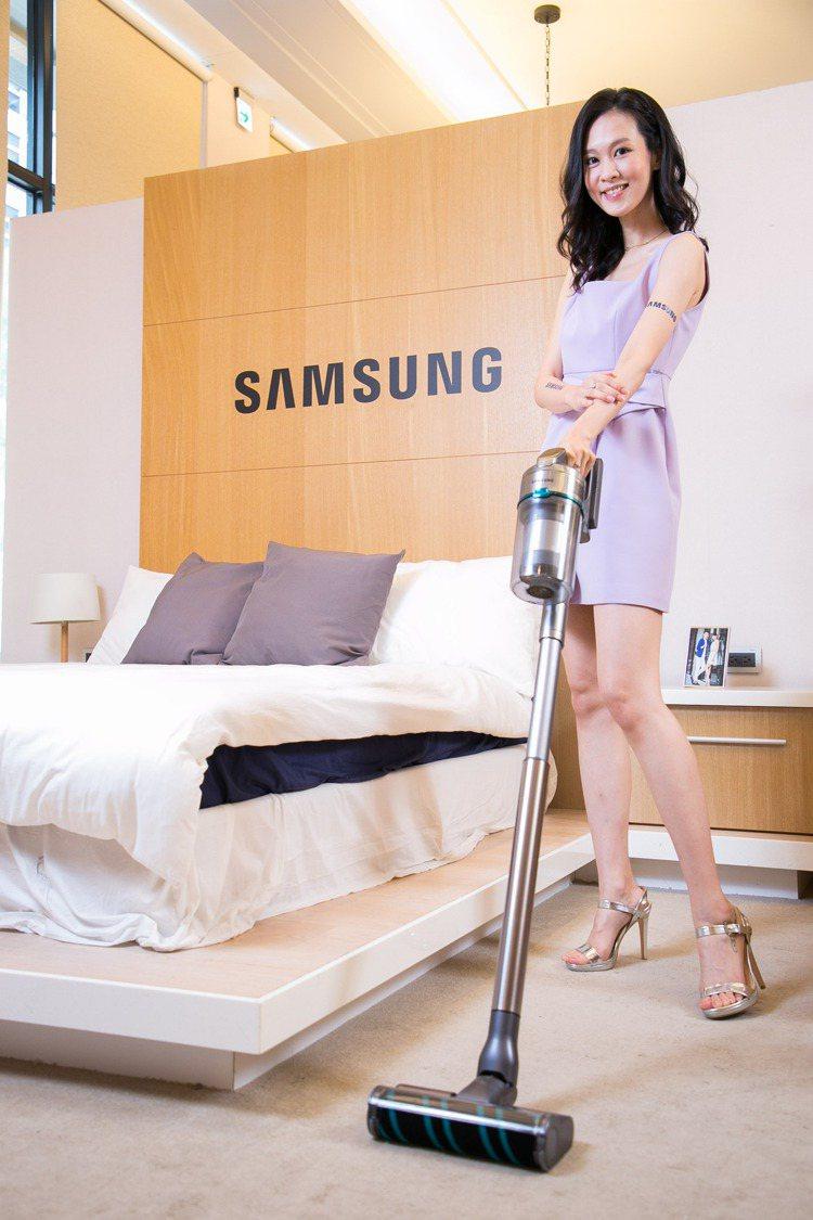 三星全新推出Samsung Jet無線變頻吸塵器系列,最頂規的Jet VS20R...