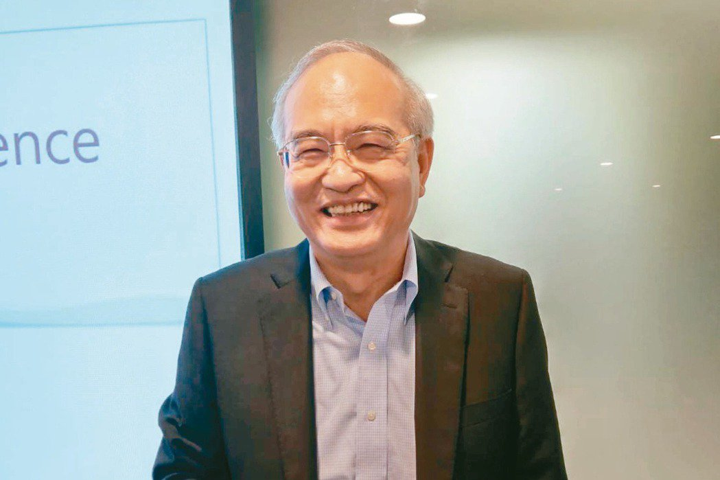 義隆董事長葉儀晧 記者鐘惠玲/攝影