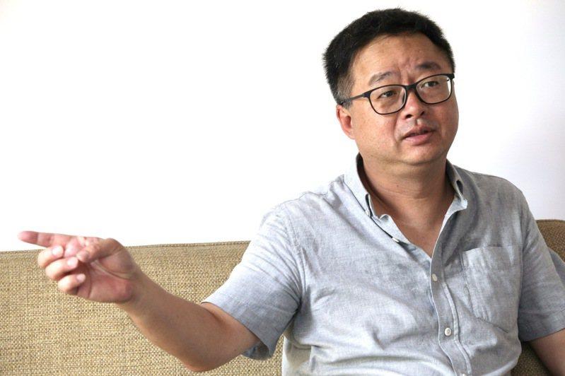 民進黨前秘書長羅文嘉。 圖/聯合報系資料照片