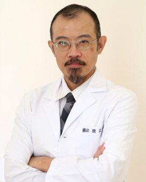 簡立建醫師。記者林澔一/攝影