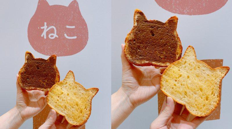 台北SOGO忠孝館的「Grace gift特賣會」推出滿額禮活動,消費滿2千即贈一片超萌貓咪生吐司。圖/讀者提供