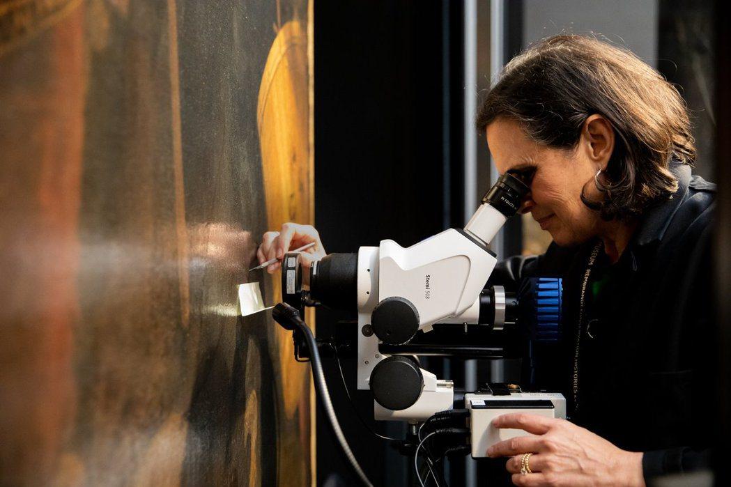 這場修復行動,最讓人驚豔的計畫,是對現代科技和藝術新鑑賞習慣的結合與應用。 ©R...