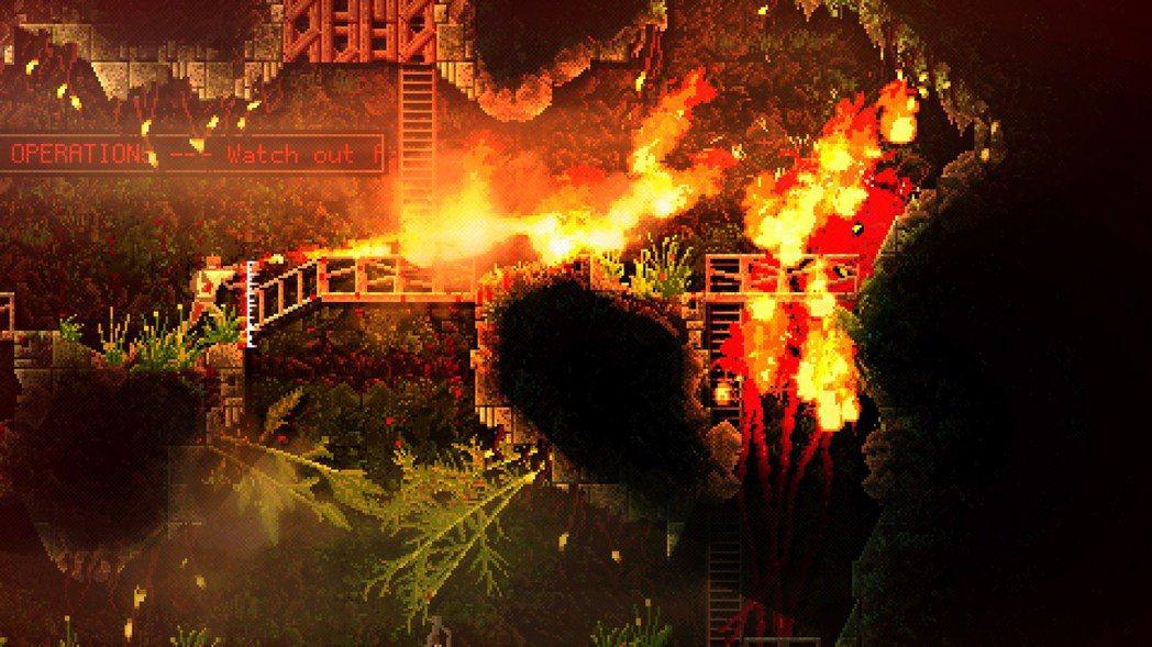 你看看,動不動就放火燒山,這像是人類會做的事嗎?